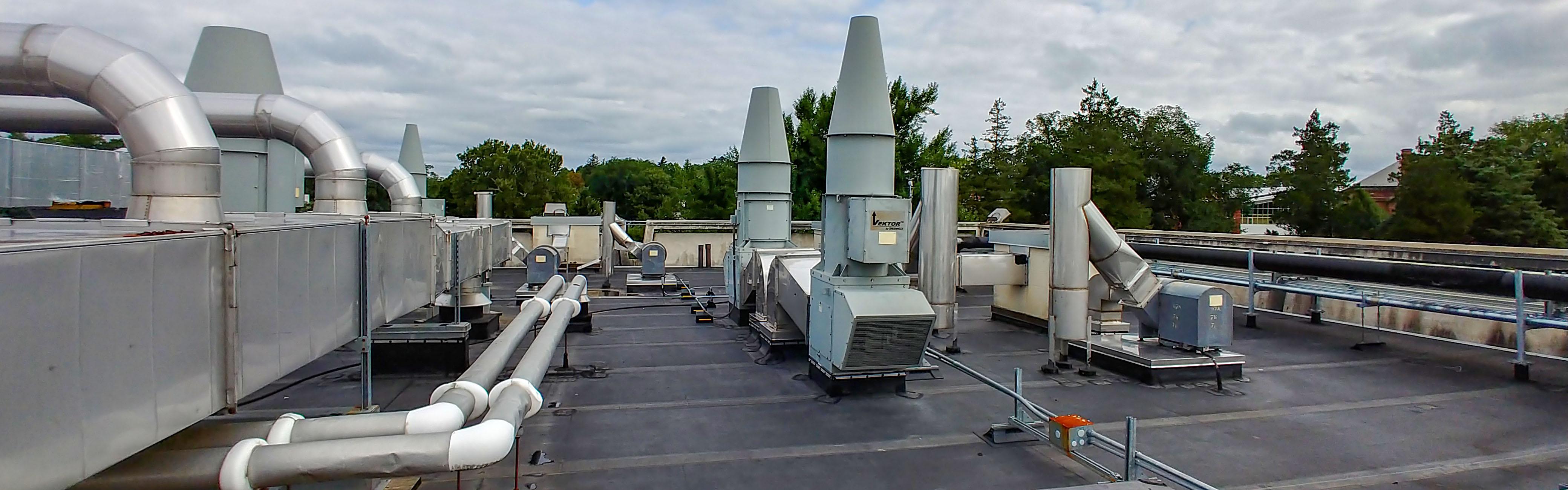 Rooftop Exhaust Fans