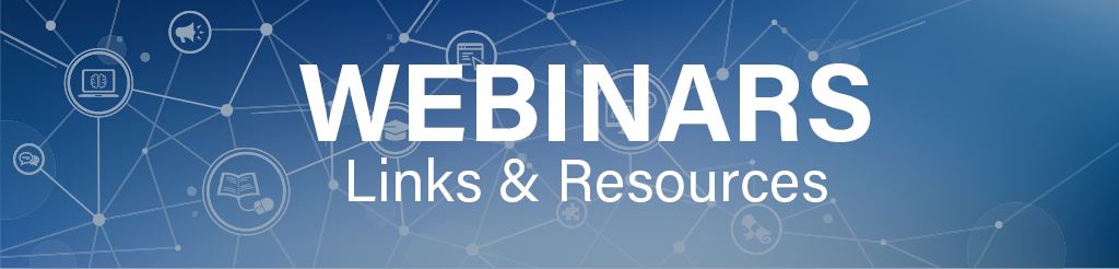 Webinar Resources Title